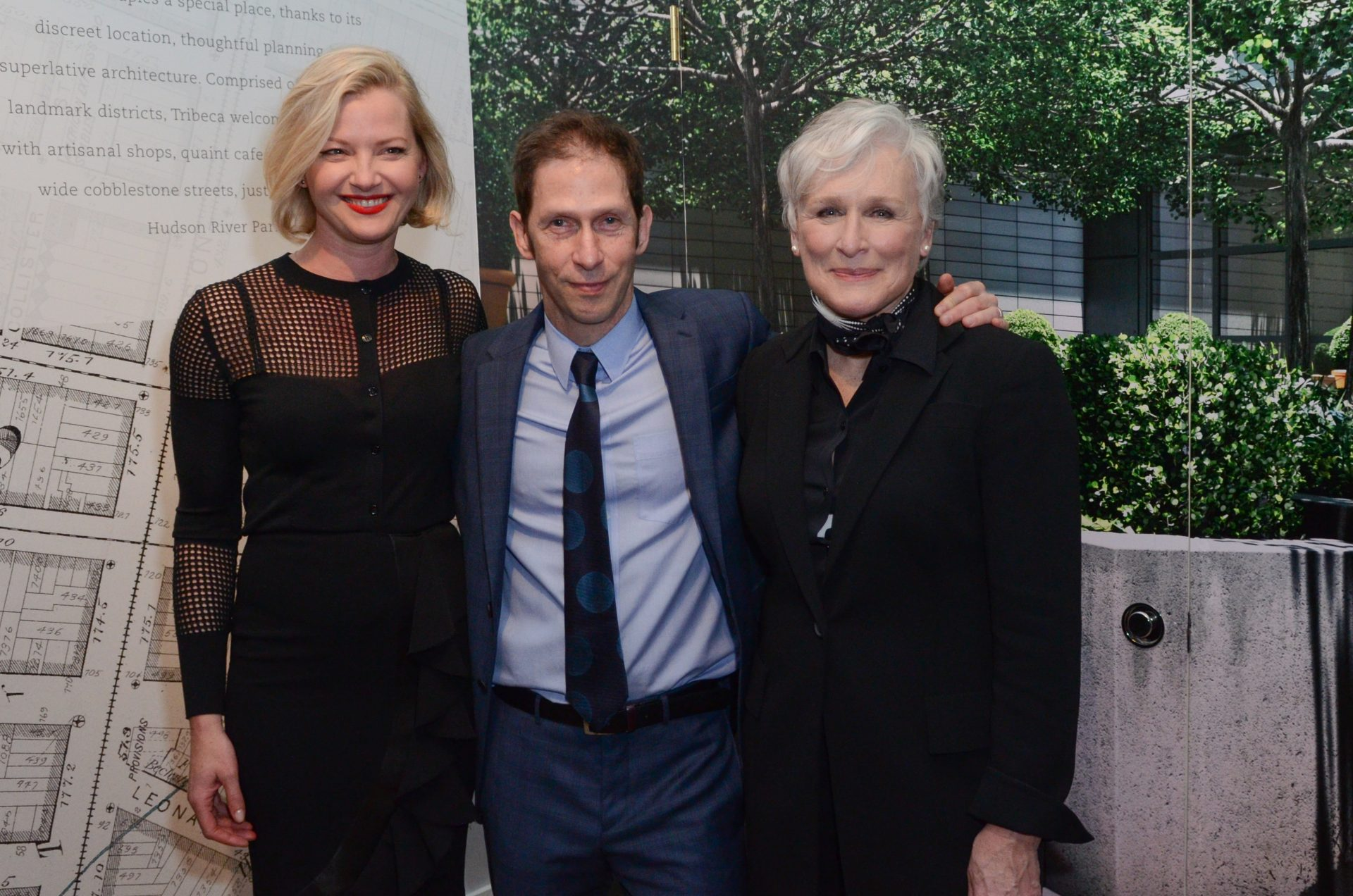 Gretchen Mol Tim Blake Glenn Close (1)