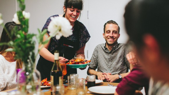 Photo: Courtesy of KitchenSurfing