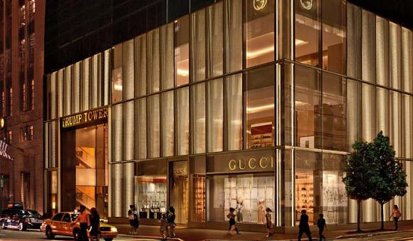 Gucci Making the Move Downtown