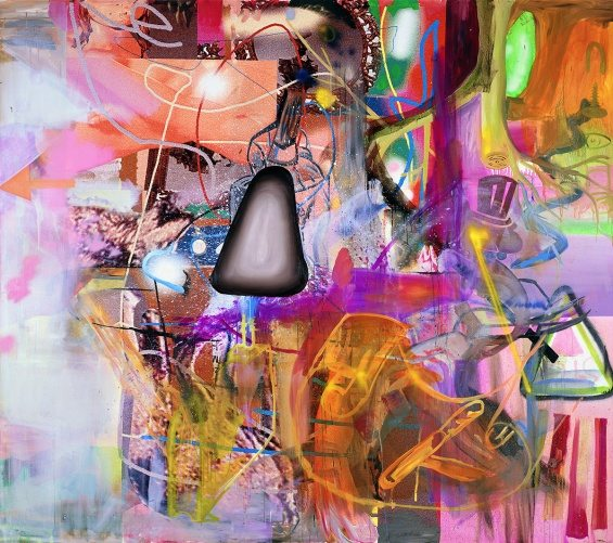 Cover Image: Albert Oehlen, Party Dreams, 2001. Mixed mediums on canvas, 118 1/8 × 133 7/8 in (300 × 340 cm). Private collection. Image courtesy the artist and Luhring Augustine, New York and newmuseum.org