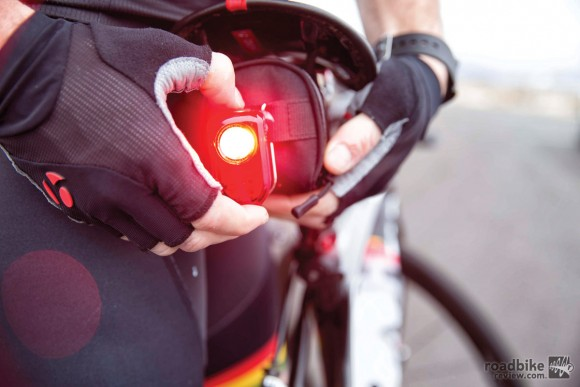 Safety with Bontrager's Flare R:  Be Louder
