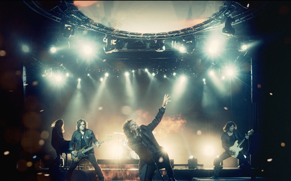 Photo: Courtesy of europetheband.com/Taken by: Patric Ullaeus