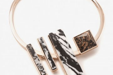 Composition Collar ($850)