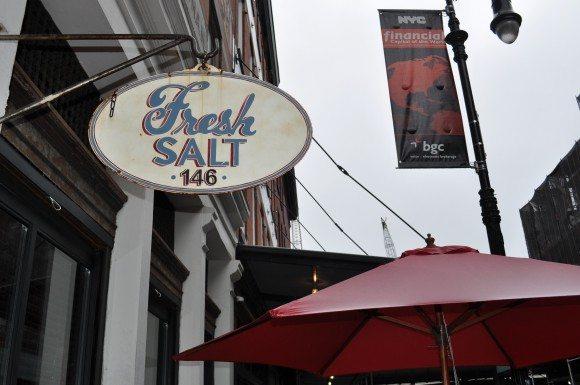 Fresh Salt: From Fish Market To Restaurant