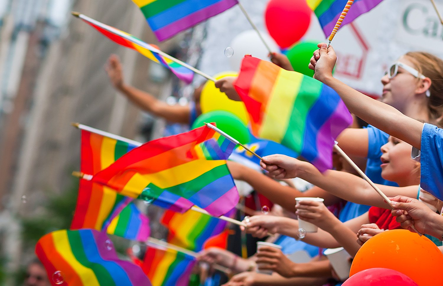 Ride With Pride! Citi Bike Collaborates With Pride Week