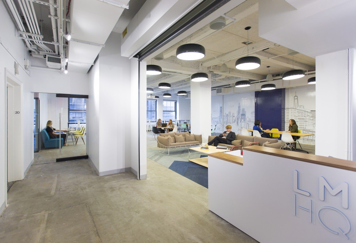 The Lower Manhattan HQ Offers Exciting Resources To Downtown Businesses