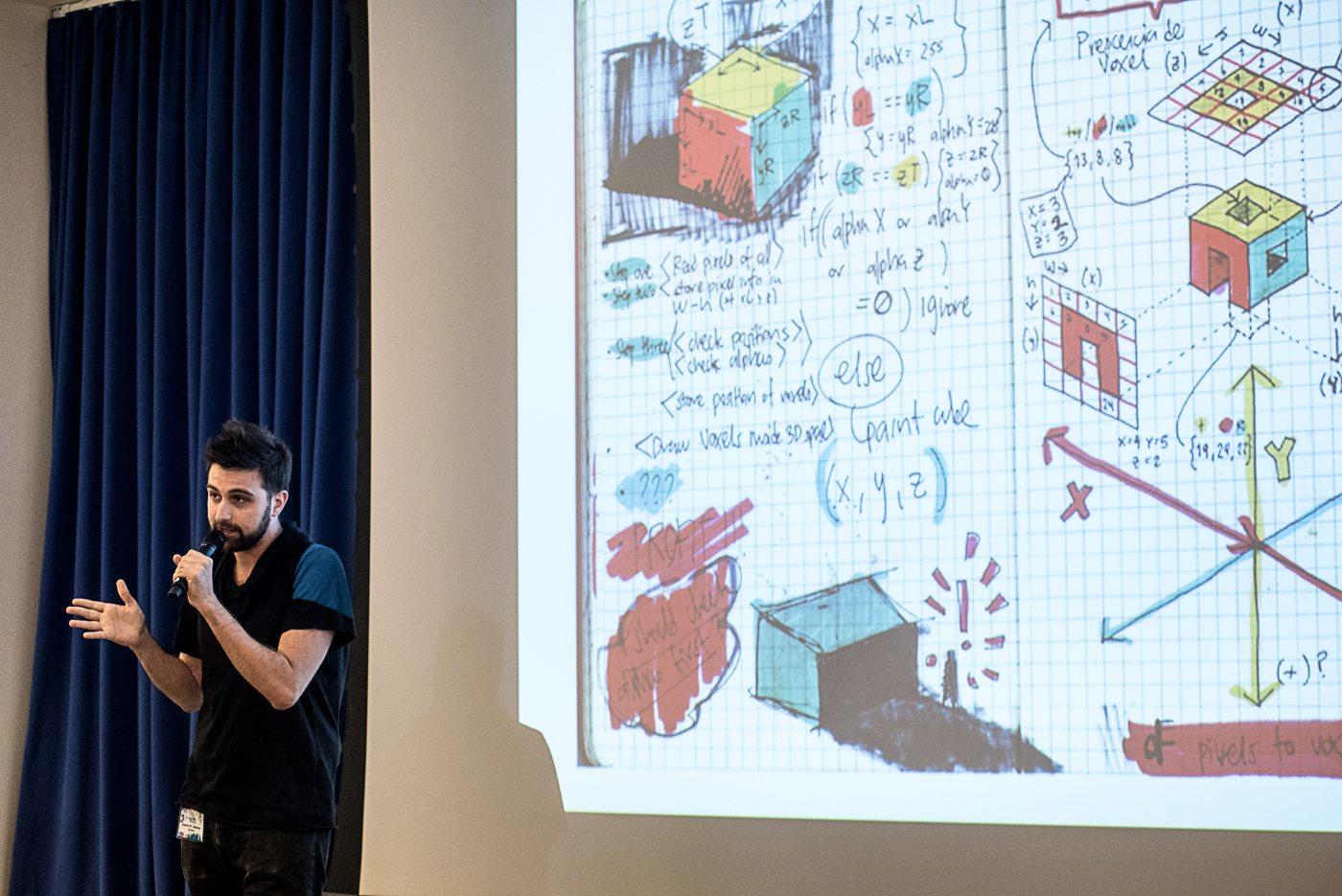 The 3D Things in your Life speaker Daniel Mastretta Jimenez - Imgur