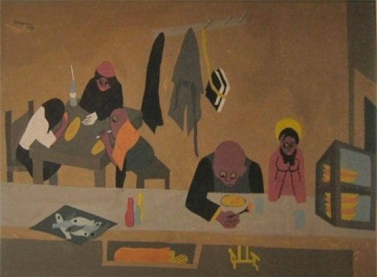"""Black History Is Restored to Life at MoMa's """"One Way Ticket: Jacob Lawrence Migration Series"""""""
