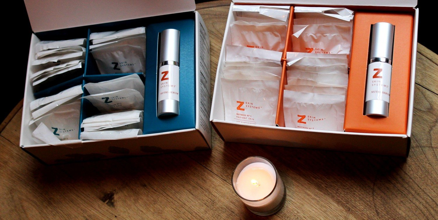 ZSS Skincare Tasting Event at The Smile