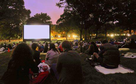 2015 Central Park Conservancy Film Festival