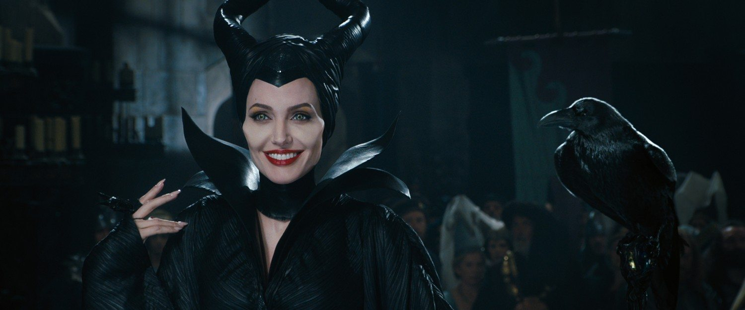 Angeline Jolie in Disney's MALEFICENT Photo Credit: Film Frame ©Disney 2014