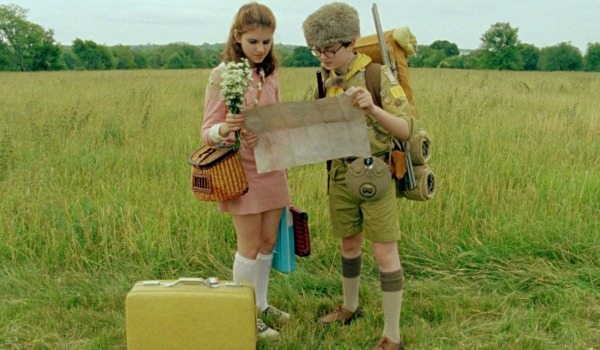 6th Annual Wes Anderson Art Exhibit