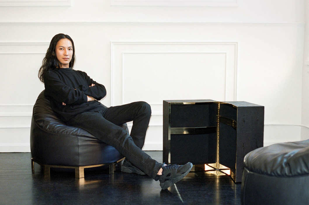 Alexander Wang Photo c/o WSJ Magazine