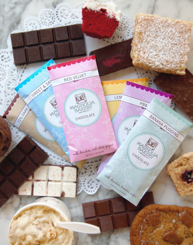 Magnolia Bakery Debuts Chocolate Bars
