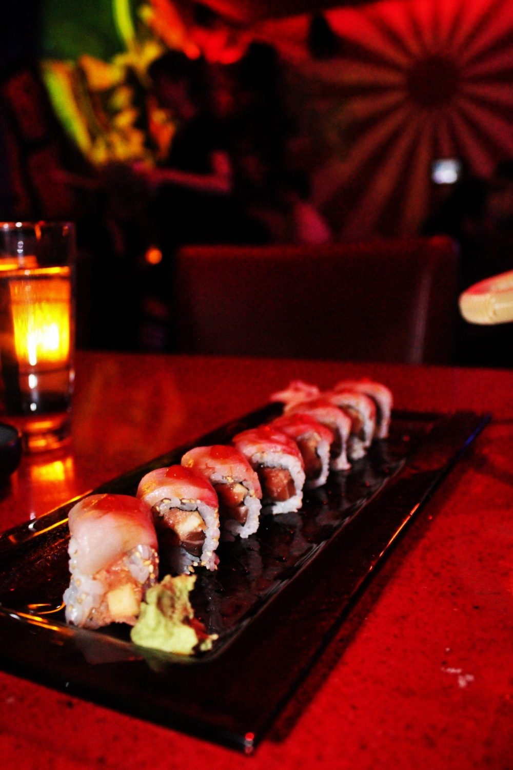 Sushi Roxx Is More Than Just A Place to Eat