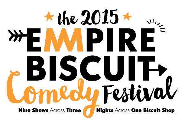 Biscuits And Comedy; A lovely Combination