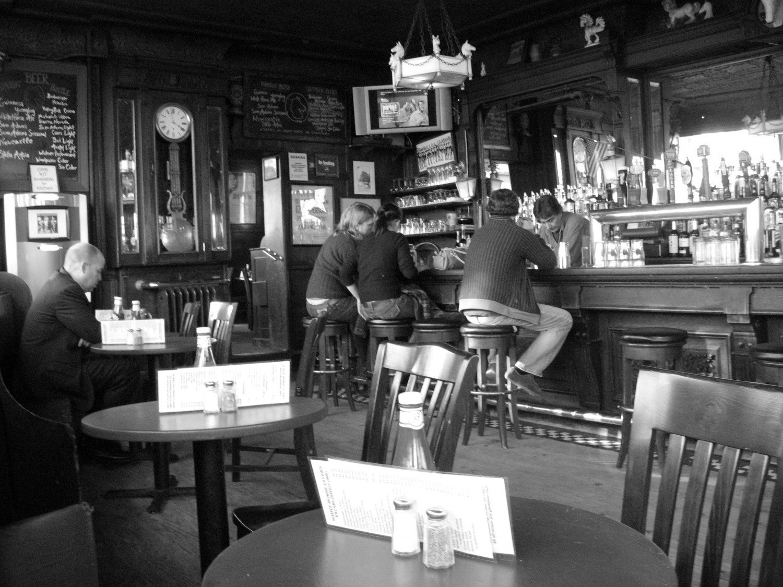 The Greenwich Village Literary Walking Tour And Pub Crawl