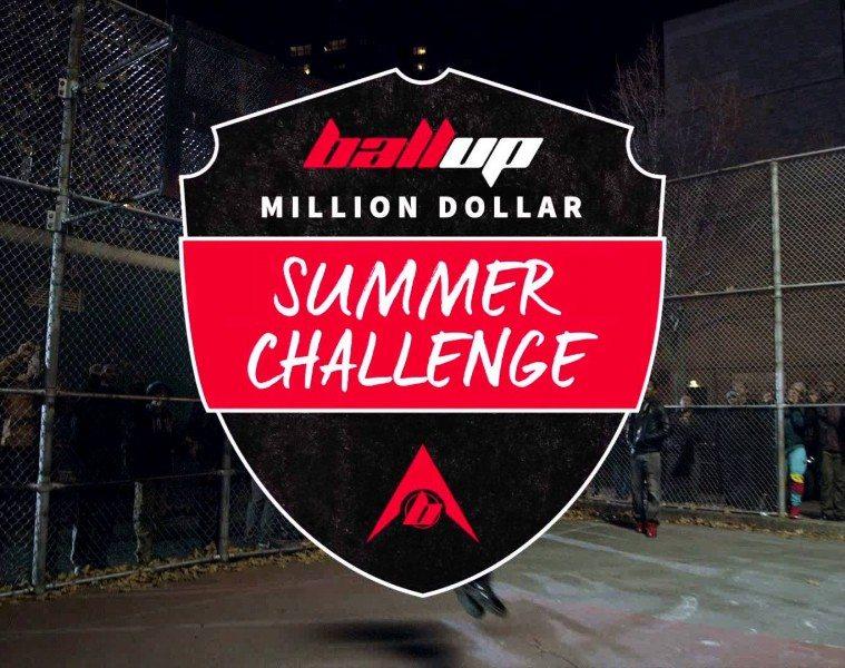 ball up summer challenge