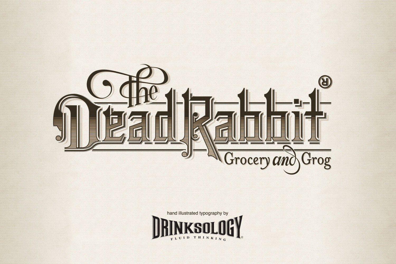 A Closer Look at the 'World's Best Bar;' The Dead Rabbit