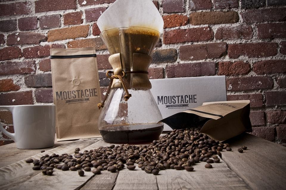 Moustache Coffee Club Brings Artisan Home