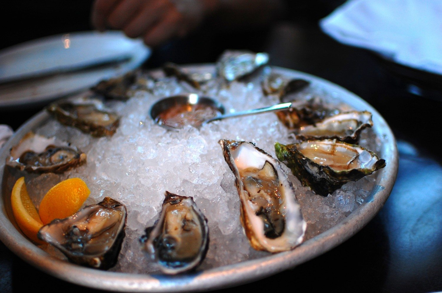 Today, Commemorate National Oyster Day Downtown