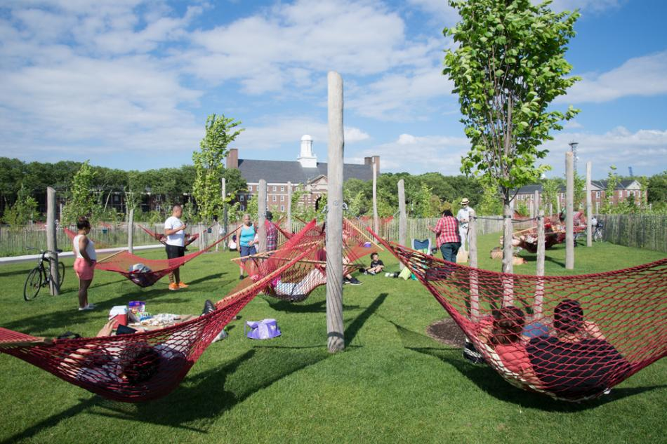 How Long Does It Take To Get To Governors Island