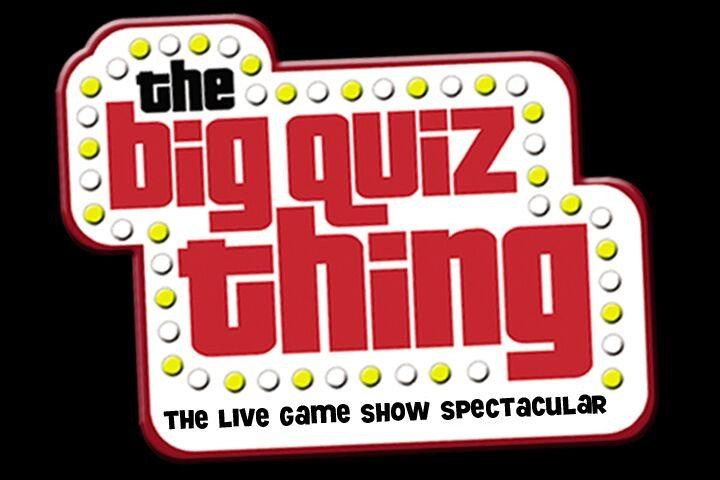 the big quiz thing logo