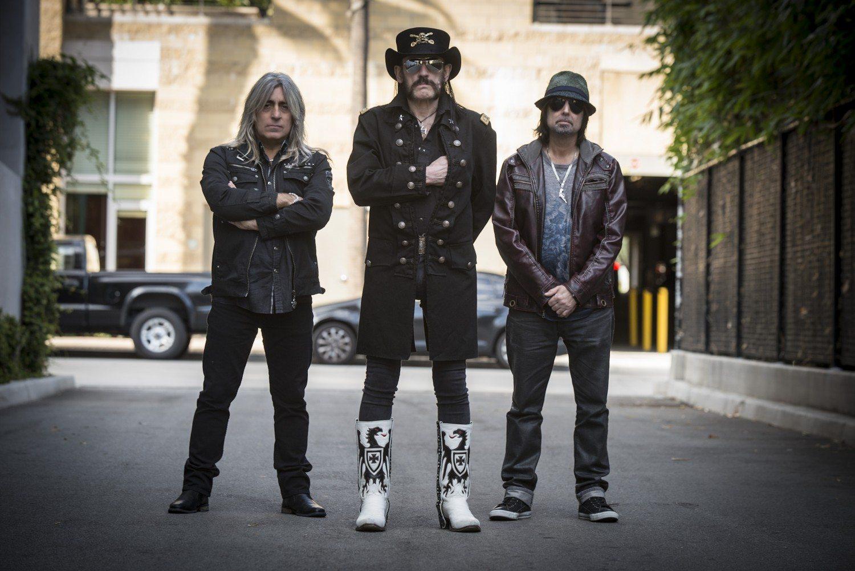 "Motörhead is ready for Jones Beach, Mikkey Dee & Phil Campbell talk new album ""Bad Magic"""