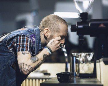 coffee master