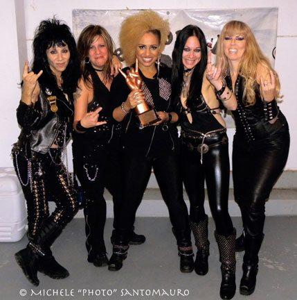 Judas Priestess gears up for The Rock Carnival, talks Judas Priest and more