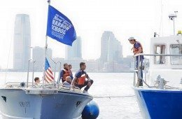 Photo: courtesy of New York Harbor Foundation