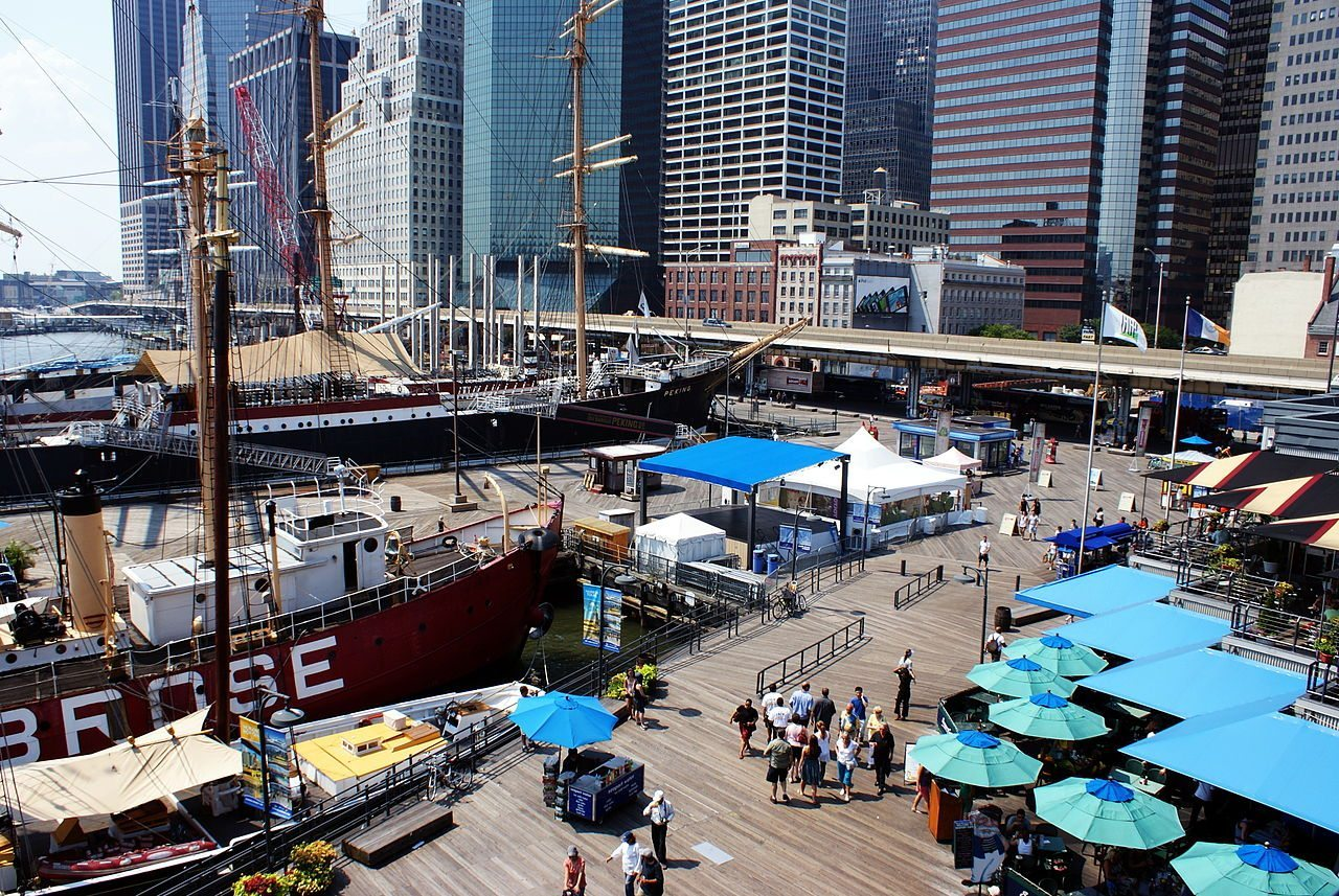 South Street Seaport - Downtown Magazine