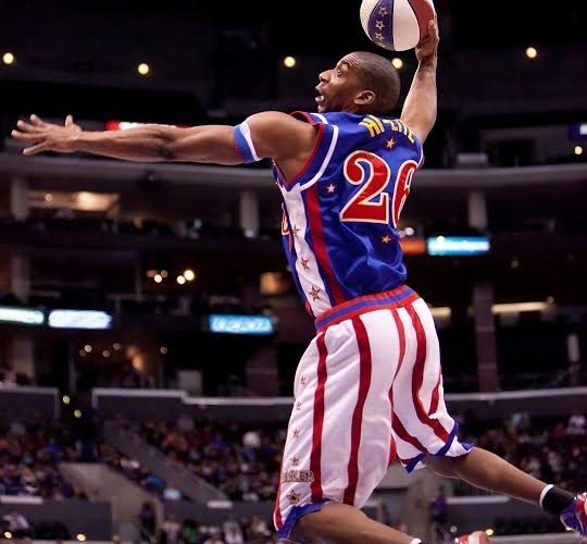 Hi Lite Of The Harlem Globetrotters Chats About Upcoming Madison Square Appearances Downtown