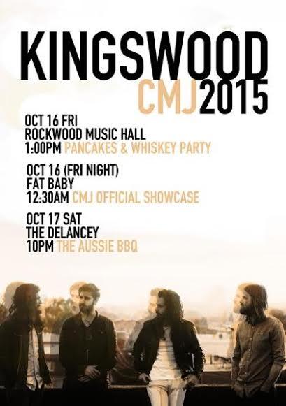 kingswood cmj