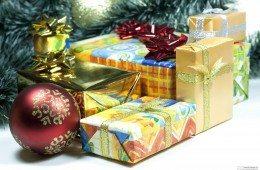 Gifts  at  Christmas