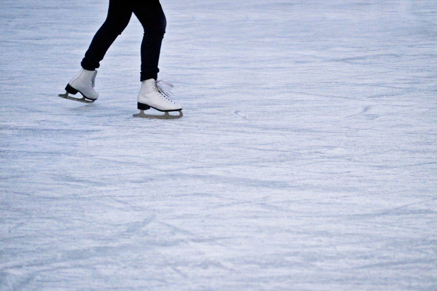 Become a professional ice skater this winter season at Battery Park City