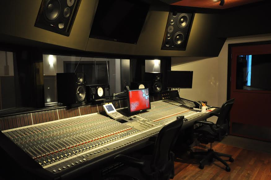 Engine Room Audio's Mark B  Christensen on life as a