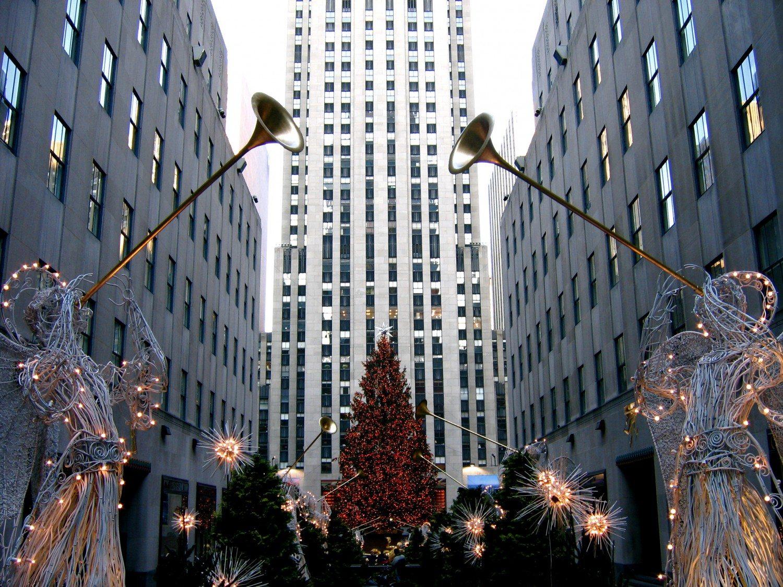 Rockefeller Center to Light Christmas Tree on December 2nd