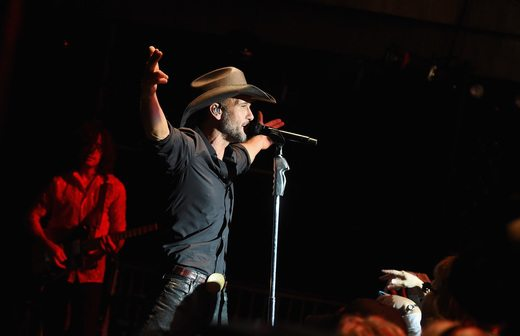 Tim McGraw Celebrates New Album Release with Exclusive Show at the Edison Ballroom