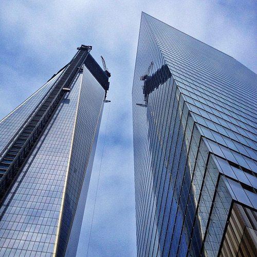 Revival of World Trade Center's Liberty Park