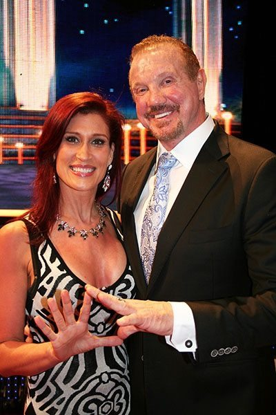 DDP and his wife Brenda