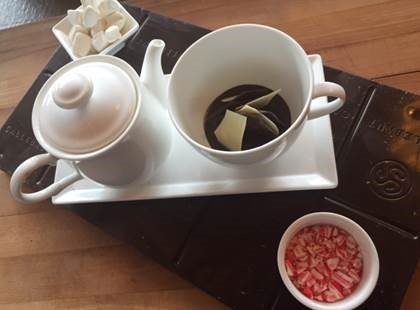 Sea Beans, the coffee shop at Terranea Resort, A Destination Hotel