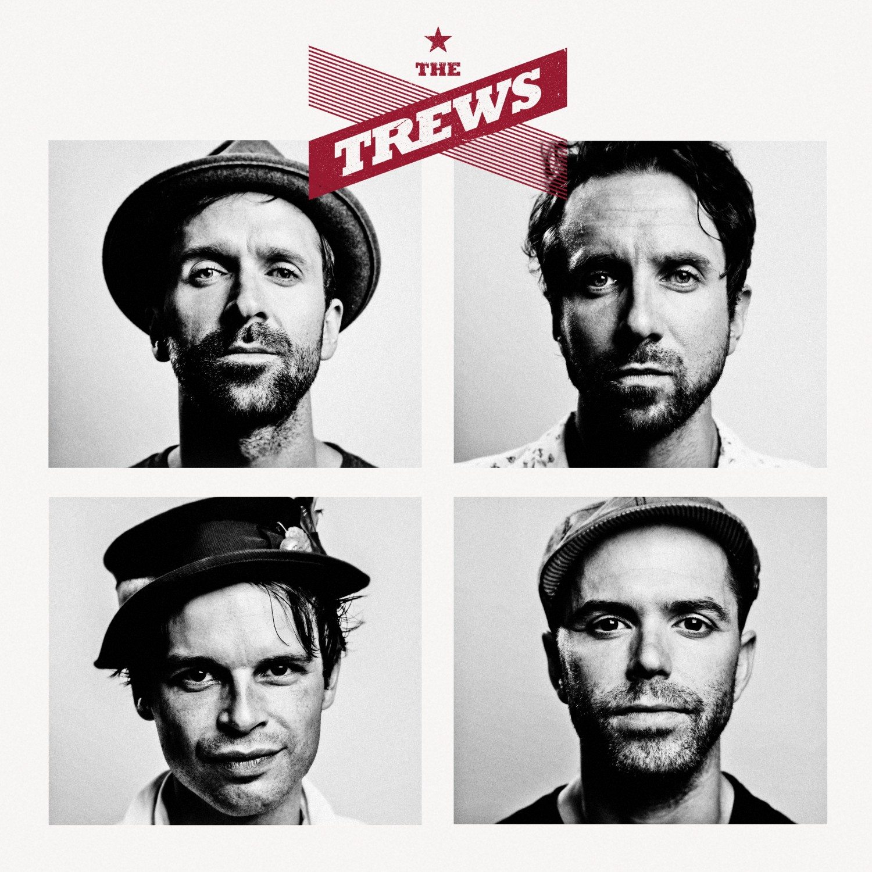 The Trews Self-Titled Album Cover