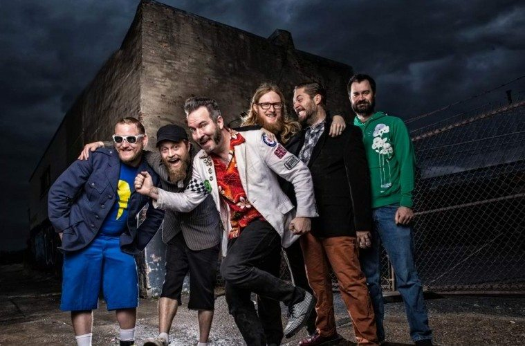 Reel big fish s aaron barrett talks about upcoming new for Reel big fish