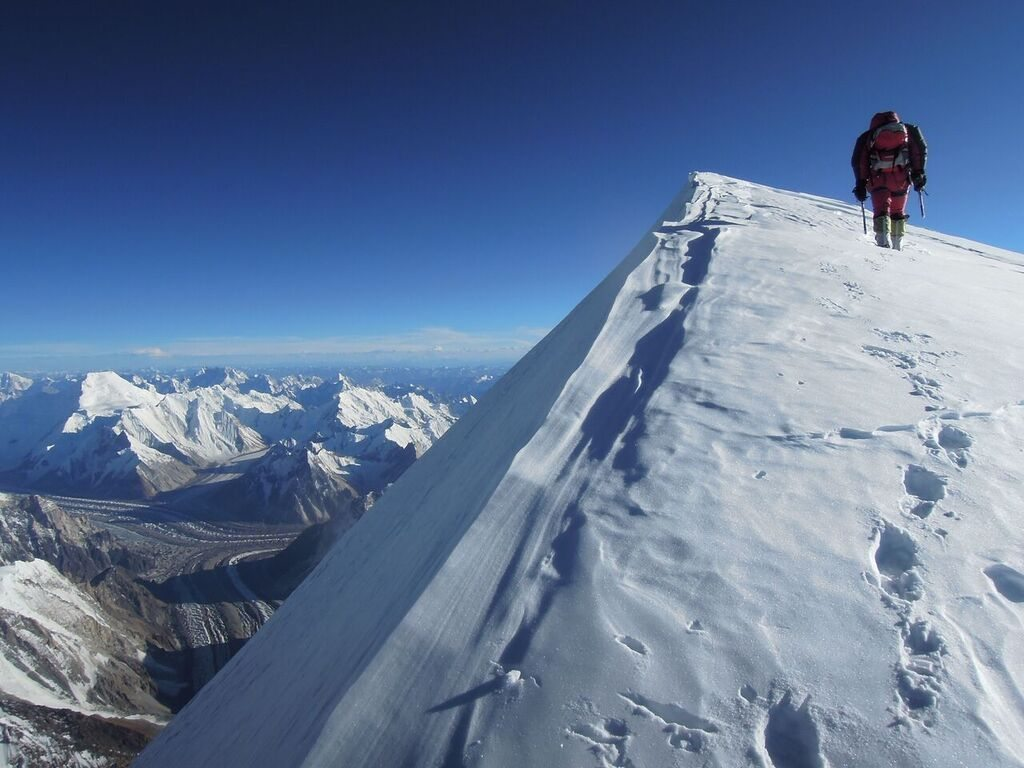 """Mountaineer Gerlinde Kaltenbrunner to Present """"K2: Danger and Desire on the Savage Mountain"""" at the NYU Skirball Center"""