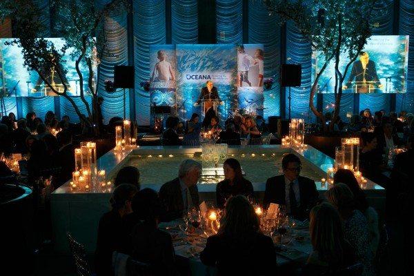 Jeff Goldblum, Susan Rockefeller and Dr. Richard Firshein Lead Oceana's Star Studded Oceana Gala To Celebrate Dr. Kristian Parker!