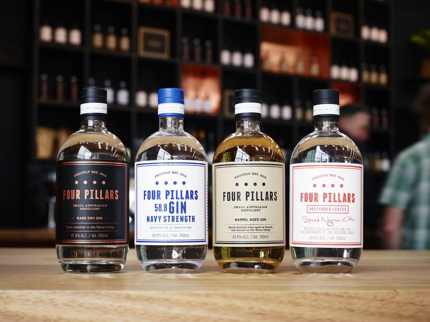 Four Pillars Gin invites you to an Australian Happy Hour at Dante on 5/29, co-founder Stuart Gregor talks more about the brand and more
