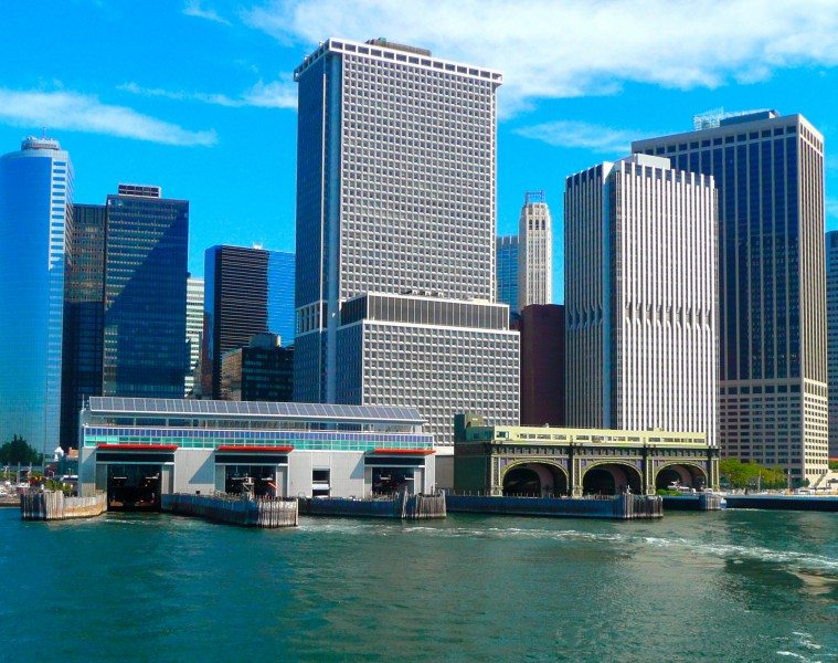New_York_piers_from_Ferry