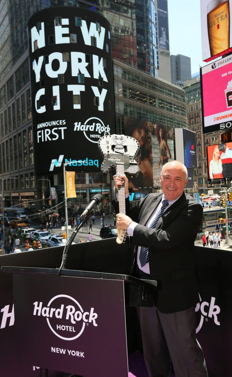 Hard Rock Hotel New York coming to NYC in Spring 2019