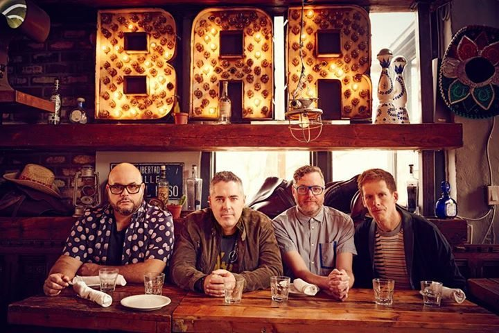 """Barenaked Ladies to play Central Park Summerstage on Jun. 13; frontman Ed Robertson on New York City, """"Big Bang Theory"""" and more"""